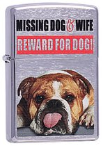 200 Missing dog&wife купить